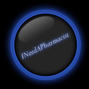 I need a pharmacist - logo